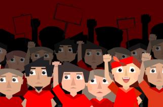 Potujoča šola sindikalizma prihaja v Zasavje!